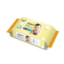 Disposable Baby Unscented Wet Wipe